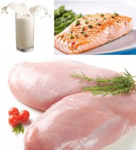 aliments regime attaque dukan
